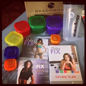 Image of 21 Day Fix by porcupiny on flickr, used under a Creative Commons Licence.