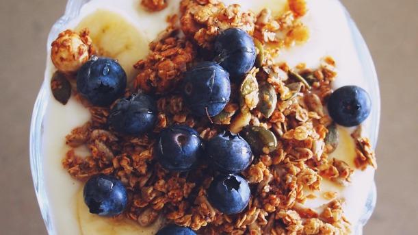 Granola: breakfast or dessert?