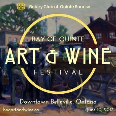 Follow Friday: Bay of Quinte Art & Wine @BoQ_Art_Wine